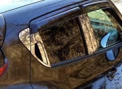 Накладка на стойку. Nissan Juke