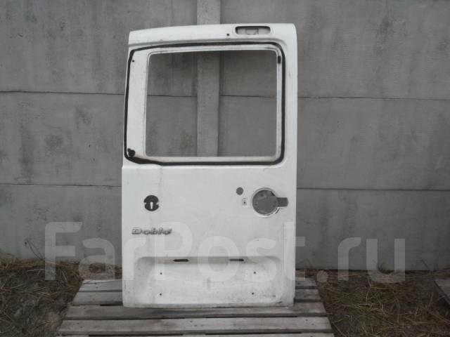 Fiat Doblo -Panorama -2003г-дверь задняя левая