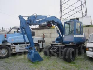 Komatsu. -PW60 , 1998 г. в -экскаватор колесный продается, 0,30куб. м.