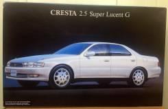 Сборная модель Toyota Cresta Jzx90 2.5 Super Lucent G . +Подарок!