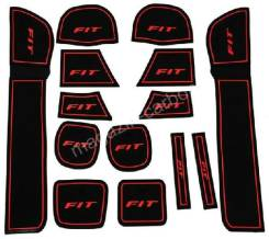 Коврик. Honda Fit, GP1, GE9, GE7, GP4, GE6, GE8 Двигатели: LDA, L15A, L13A, LEA