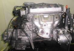 Двигатель в сборе. Honda: CR-X del Sol, Civic Shuttle, HR-V, Concerto, Civic, Civic CRX, Domani, Civic Ferio, Integra, Partner Двигатели: D16A, D16A6...