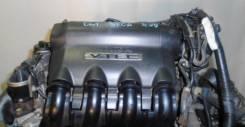 Двигатель в сборе. Honda Mobilio Spike Двигатель L15A