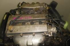 Двигатель в сборе. Mazda Familia Двигатель B5