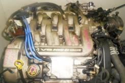 Двигатель в сборе. Mazda MPV Двигатель GYDE