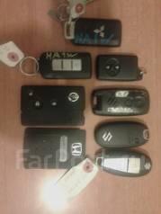 Ключ зажигания. Nissan Presage, 31