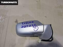 Зеркало заднего вида боковое. Toyota Celica, ZZT231, ZZT230 Двигатели: 2ZZGE, 1ZZFE