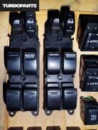 Блок управления стеклоподъемниками. Toyota Cresta, GX105, JZX105, JZX100, JZX101, GX100, LX100 Toyota Mark II, GX105, JZX105, JZX100, GX100, JZX101, L...