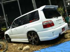 Обвес кузова аэродинамический. Subaru Forester, SF9, SF5, SF6, SF