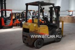TCM. Продам контрактный автопогрузчик FD15T13VM300 (с ПСМ), 1 500 кг.