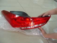 Оптика. Hyundai Avante, MD Hyundai Elantra