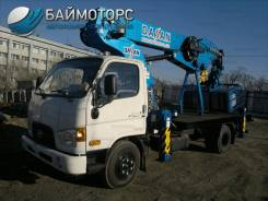 Dasan DS-280CL. Автовышка в наличии, новая, гарантия. 28 м. На шасси Hyundai HD78, 3 907куб. см., 28,00м.