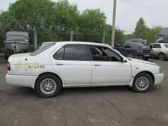 Дверь боковая. Nissan Bluebird, QU14 Двигатели: QG18DE, QJ18