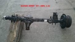 Мост. Suzuki Jimny, 23, 33, 43 Двигатель G13B