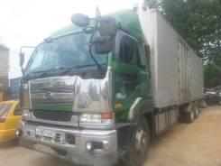 Nissan Diesel UD. Продается оличный грузовик с термо будкой Nissan Dizel UD, 13 000 куб. см., 13 000 кг.