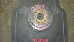Тормозной барабан Kia Rio,Pride -11