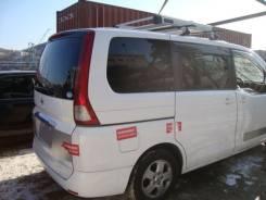 Дверь боковая. Nissan Serena, C25, NC25, CNC25, CC25 Двигатель MR20DE