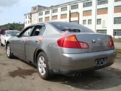 Багажный отсек. Nissan Skyline, V35, HV35, PV35, NV35 Двигатели: VQ30DD, VQ25DD, VQ35DE