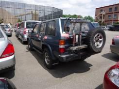 Крыша. Nissan Terrano, LBYD21, WBYD21, WHYD21 Двигатели: VG30E, TD27T
