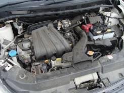 Двигатель. Nissan Wingroad, NY12 Двигатель HR15DE