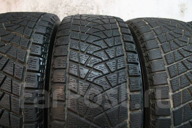 Bridgestone Blizzak DM-Z3. Зимние, без шипов, 2008 год, 30%, 4 шт