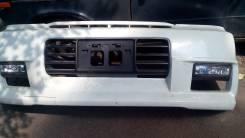 Бампер. Nissan Elgrand, ATWE50