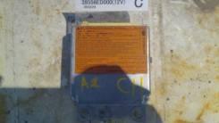 Блок управления airbag. Nissan Tiida, C11X, C11 Двигатель HR15A