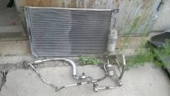 Радиатор кондиционера. Opel Omega