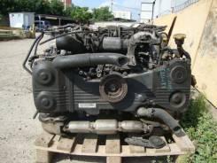 Двигатель в сборе. Subaru Legacy, BH5 Двигатель EJ20