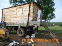 ЗИЛ. Продается вагончик на зиловской телеге. Под заказ