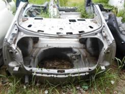 Задняя часть автомобиля. Nissan Primera, RP12, QP12, TNP12, WHP12, TP12, HP12, WTNP12, WRP12, P12, WTP12 Двигатели: QC18DE, QG16DE, QG18DE, QR20DE, QR...