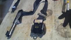 Ремень. Nissan Tiida, C11X, C11 Двигатели: HR15DE, HR15
