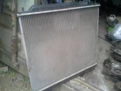 Радиатор охлаждения двигателя. Mitsubishi Delica, PE8W Двигатель 4M40