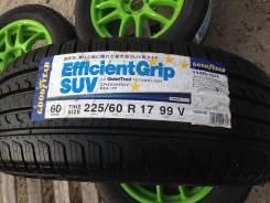 Goodyear EfficientGrip SUV. Летние, 2013 год, без износа, 4 шт