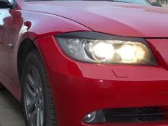 Накладка на фару. BMW 3-Series, E93, E90, E91, E92 Двигатели: N46B20, N52B25, M57D30TU2, N55B30, N52B30, N54B30, N47D20, N52B25A, N53B30