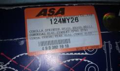 Ремень ГРМ. Toyota Corolla Двигатели: 4EFE, 4E