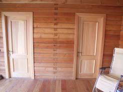 Окна, двери и другое из сухого кедра, ангарской сосны.
