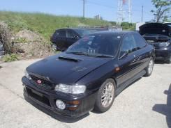 Дверь боковая. Subaru Impreza WRX STI, GC8