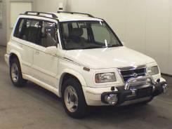 Suzuki Escudo. Документы на