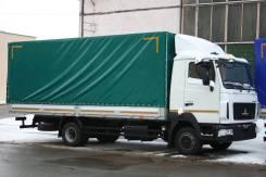 МАЗ 4371P2-432. Автомобиль тентованный МАЗ 4371Р2-432-000 новый, 4 750 куб. см., 4 350 кг.