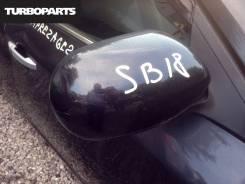 Зеркало заднего вида боковое. Subaru Impreza, GE2, GE3, GE6, GE7 Двигатели: EJ20, EL15