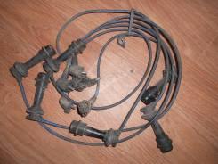 Высоковольтные провода. Toyota Mark II Двигатель 1GFE