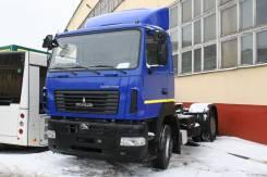 МАЗ 5440В3-1480-031. Седельный тягач , 6 650 куб. см., 11 000 кг.