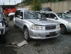 Решетка радиатора. Subaru Forester, SG5, SG9 Двигатели: EJ25, EJ20