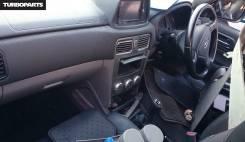 Блок управления климат-контролем. Subaru Forester, SG5, SG9 Двигатель EJ20