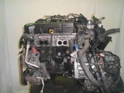 Контрактный б/у двигатель + КПП Nissan QG18-DE