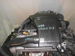 Контрактный б/у двигатель + КПП Suzuki K12B