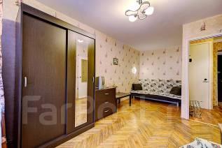 1-комнатная, Карбышева 4. Выборгский, 35 кв.м.
