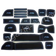 Коврик. Honda Fit, GK5, GP6, GP5, GK6, GK3, GK4 Двигатели: L15B, LEB, L13B