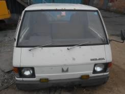 Кабина. Mitsubishi Delica, LO34P Двигатель 4G32